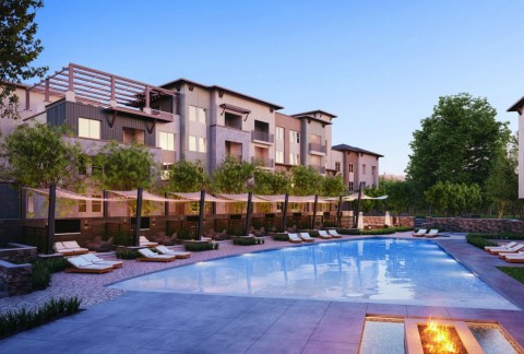 Vista Canyon_3D Rendering